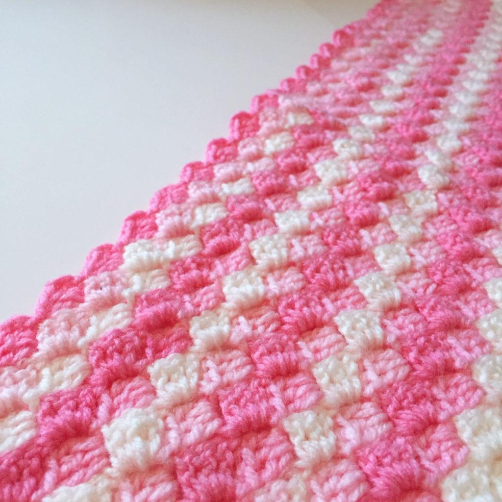 Womh C2c Baby Blanket