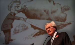 Lord Heseltine launching his Growth Strategy