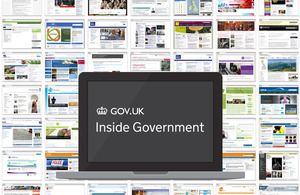 Welcome to www.gov.uk