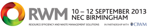 Resource Efficiency and Waste Management Solutions Logo