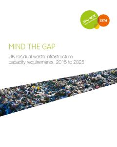 Mind The Gap: UK residual infrastructure capacity requirements, 2015 to 2025