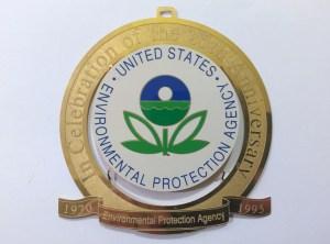 EPA 25 Anniversary Plaque - 1995