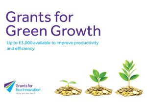 Grants for Eco-Innovation
