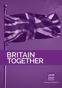 UK Independence Party Manifesto 2017