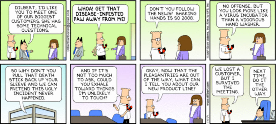Dilbert.com by Scott Adams