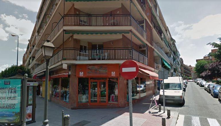 otografía exterior 1 de las calles de Leganés
