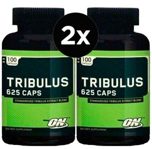 2X Tribulus Terrestris 625 (100 cápsulas) – Optimum Nutrition