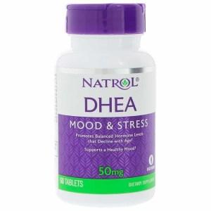 DHEA Natrol 50 mg