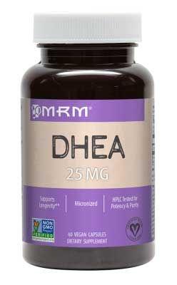 DHEA 25mg Micronizada