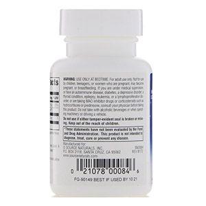 Melatonina 2.5mg Source Naturals 60 Comprimidos
