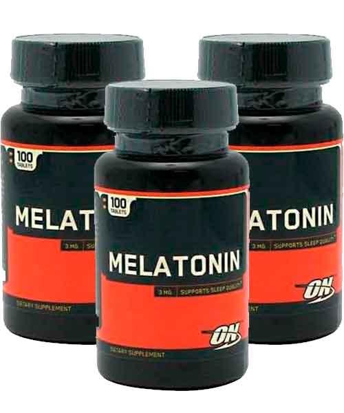Melatonina 3mgdaOptimum Nutrition
