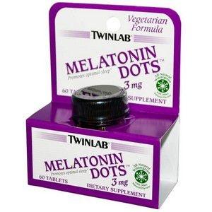 Melatoninas Dissolução Rápida Puritan's Pride 10mg, 90 comprimidos Sabor Morango