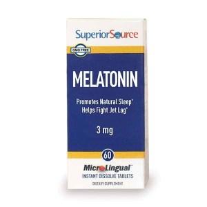 Melatonina 3mg Superior Source