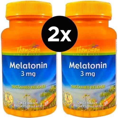 2X Melatonina Thompson