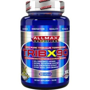 Tribulus Terrestris 90 capsulas (90% Saponinas) AllMax Nutrition
