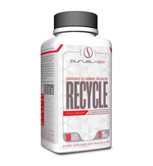Purus Labs Recycle, 100 cápsulas de gelatina – Leve 1 Frasco