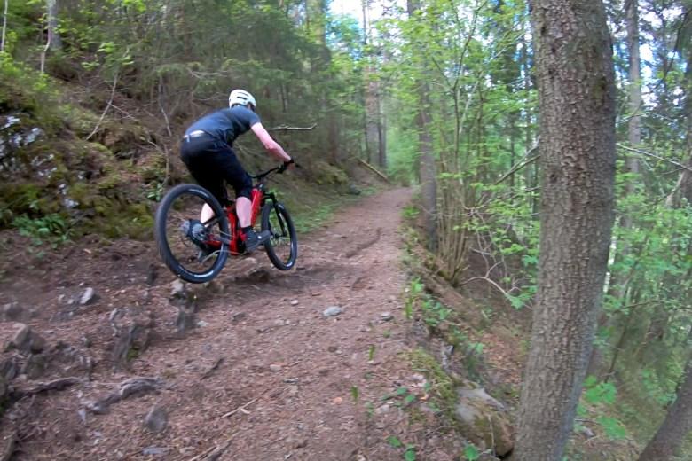 2020 Rossignol E-Track Trail