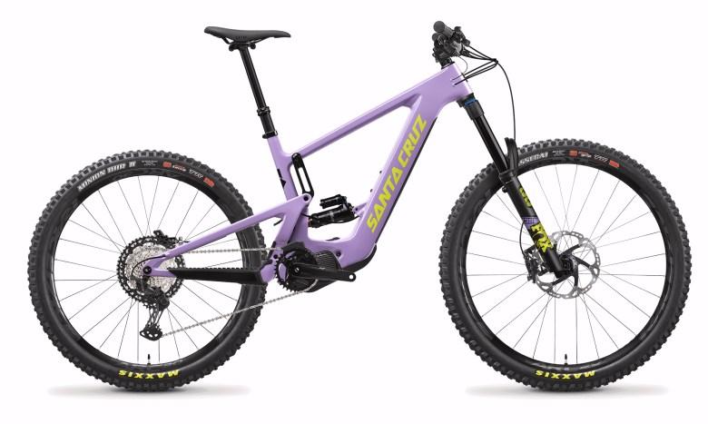Santa Cruz Bullit XT kit