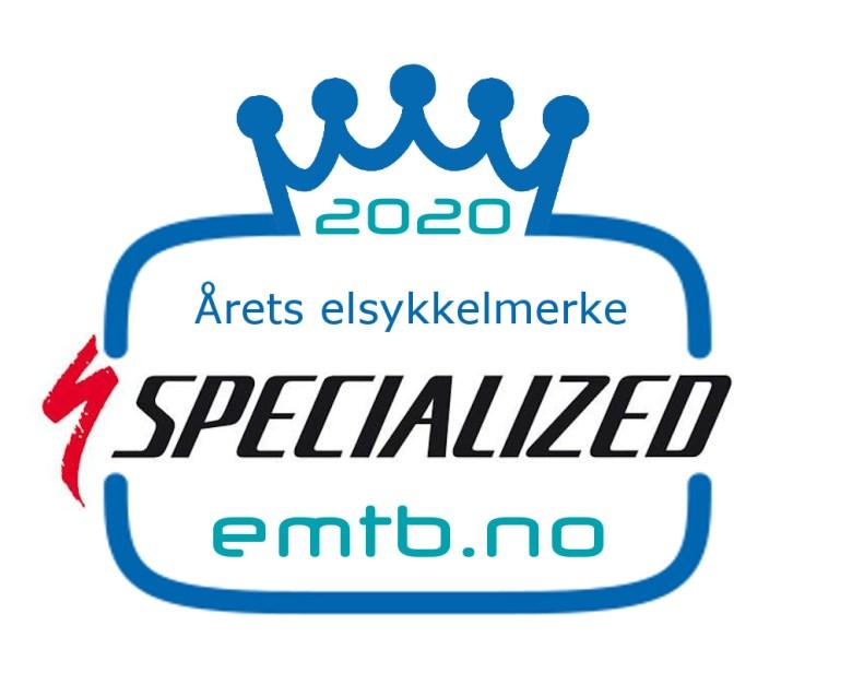 Årets emtb-merke 2020 er Specialized.