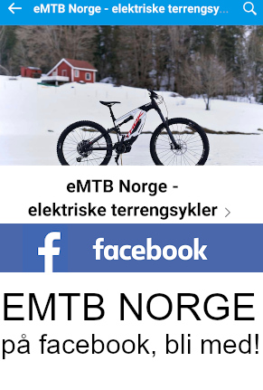 Bli med i Facebook-gruppen EMTB Norge