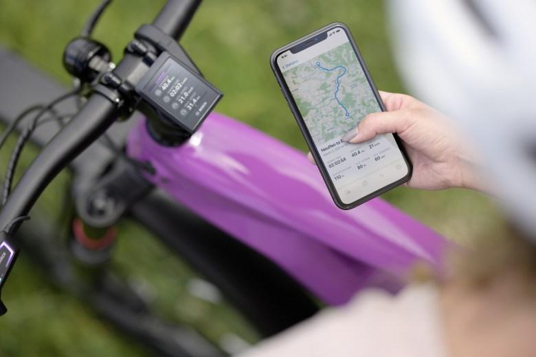 2022 Bosch eBike Flow app