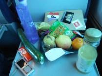 Train Snacks, Ireland