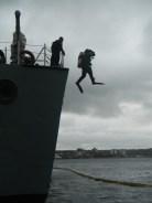 Ship's Team Diver - HMCS Ville de Quebec