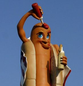 What Is the Secret Ingredient in Hot Dogs?  the Answer Will  Offend You