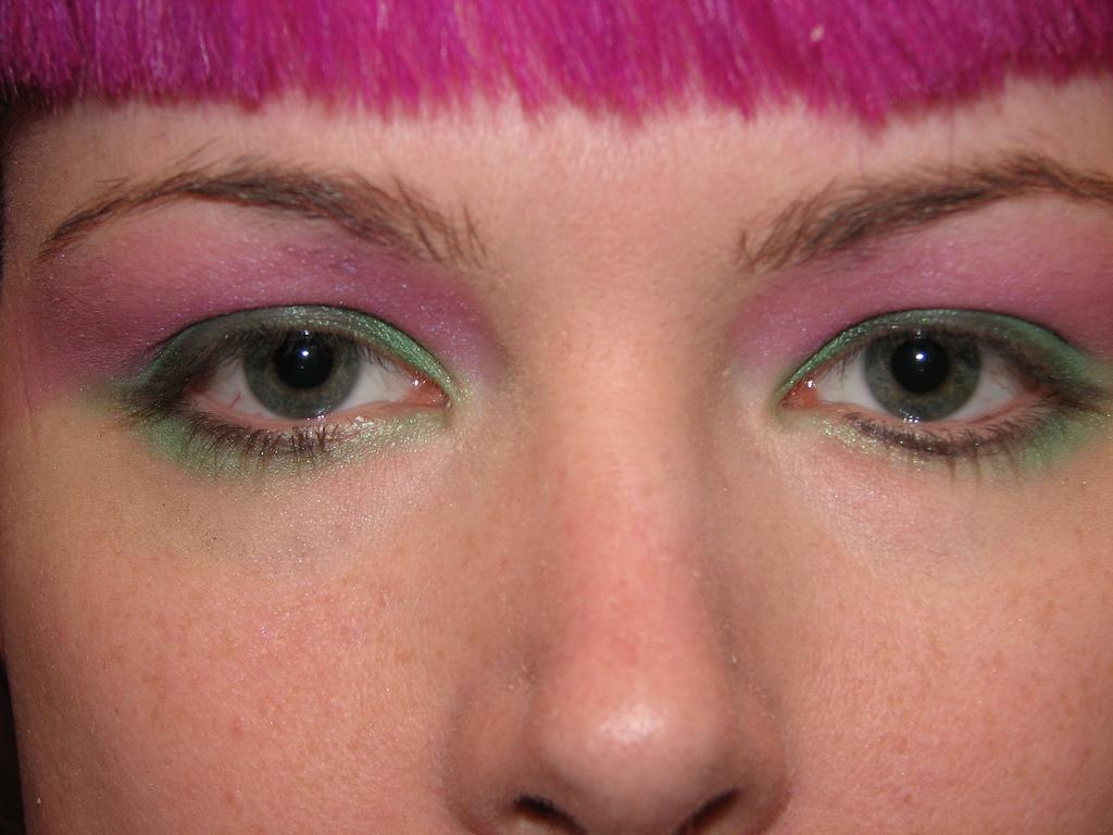 beautiful eyes photo