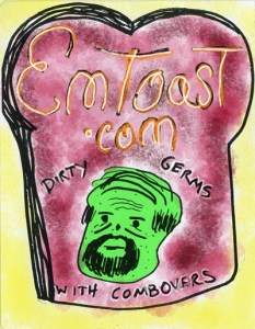 """Dirty Germs With Combovers"" Billboard Sneak Preview"