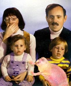 Russian Scientist's Family Adopts Tunguska Creature