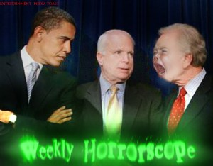 Horrorscopes For The Week of November 2nd