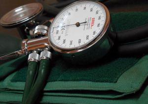 EMT Training Blood Monitor