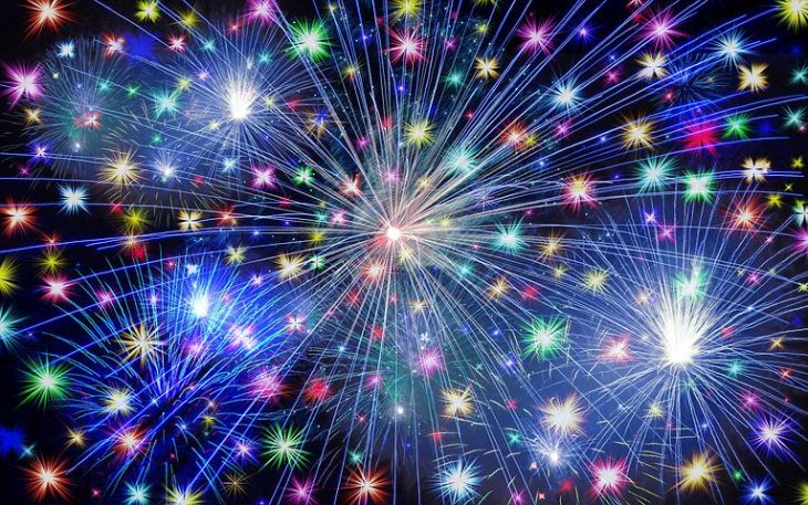 Spanish medical terms fireworks finale