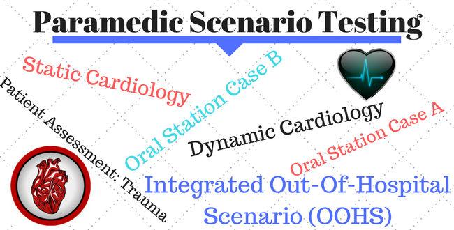 Paramedic Psychomotor Exam Scenario Testing