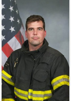 Jesse Reed Firefighter AEMT