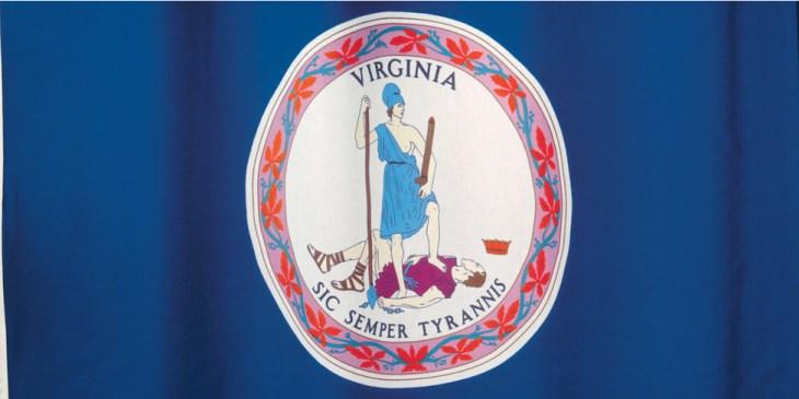 EMT Training in Virginia Flag