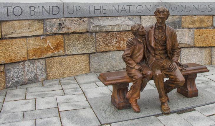 Lincoln Statue Richmond Virginia