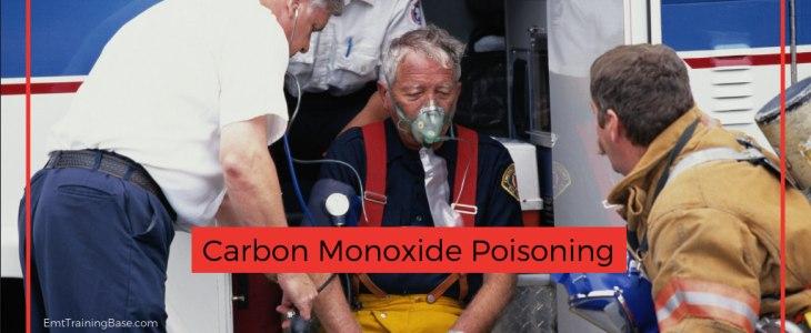 Carbon Monoxide Poisoning Graphic