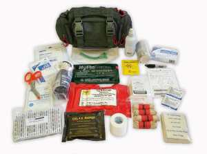 OUTDOOR RANGE MEDICAL KIT - TACTICAL