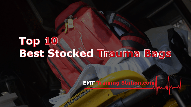 Top 10 Best Stocked Trauma Kits - 2019 Buyers Guide | EMT