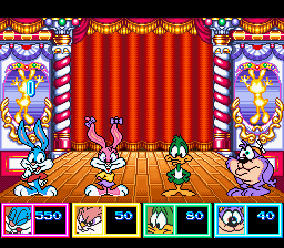 Tiny Toon Adventures Wacky Sports Challenge Download Roms Super Nintendo Entertainment System Snes
