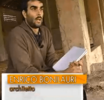 Enrico Bonilauri on Okupati Series