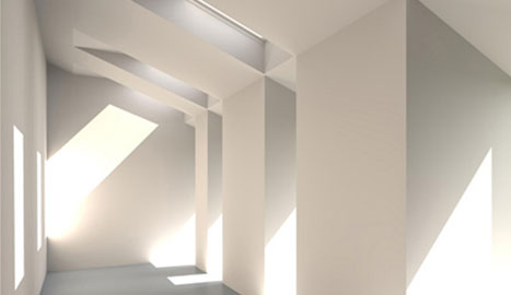 VELUX Daylight Visulaizer - rendering