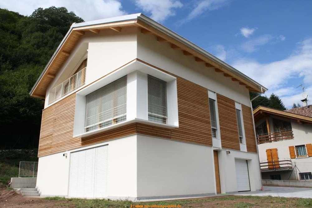 La villa Passiva a Roncone by ARMALAB (photo credit: Passivhaus database)