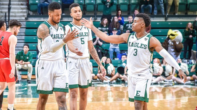 Image result for Eastern Michigan Eagles vs. Toledo Rockets College Basketball 2019
