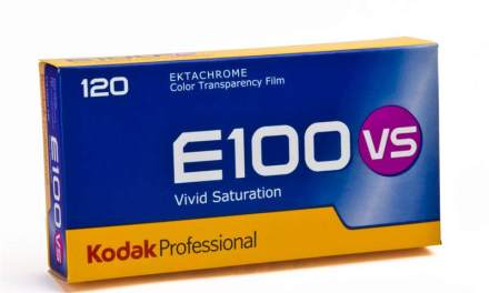 Field notes – Kodak EKTACHROME E100VS