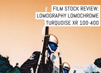 Film stock review: Lomography LomoChrome Turquoise XR 100-400