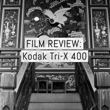 Cover - Kodak Tri-X 400 review