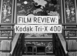 Cover - Kodak Tri-X 400 review
